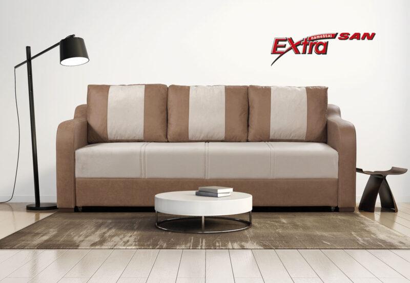 Ležaj Klasik Lux